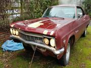 Chevrolet Impala 80000 miles