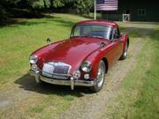 1959 MG mgb MG: MGA 1600
