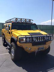 2003 Hummer H2 H2 73900 miles
