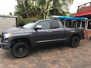 2016 Toyota Tundra Limited Extended Crew Cab Pickup 4-Door