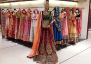 Designer Wedding Wardrobe at Aza Fashions